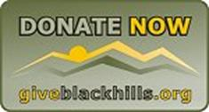 Give to the black hills donation logo