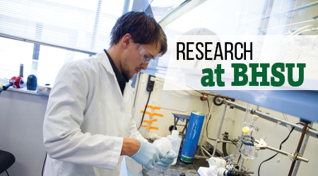 Research at BHSU