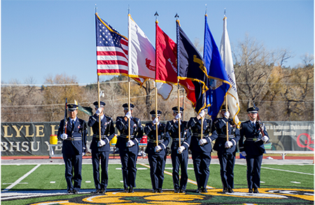 Veterans' Services at BHSU