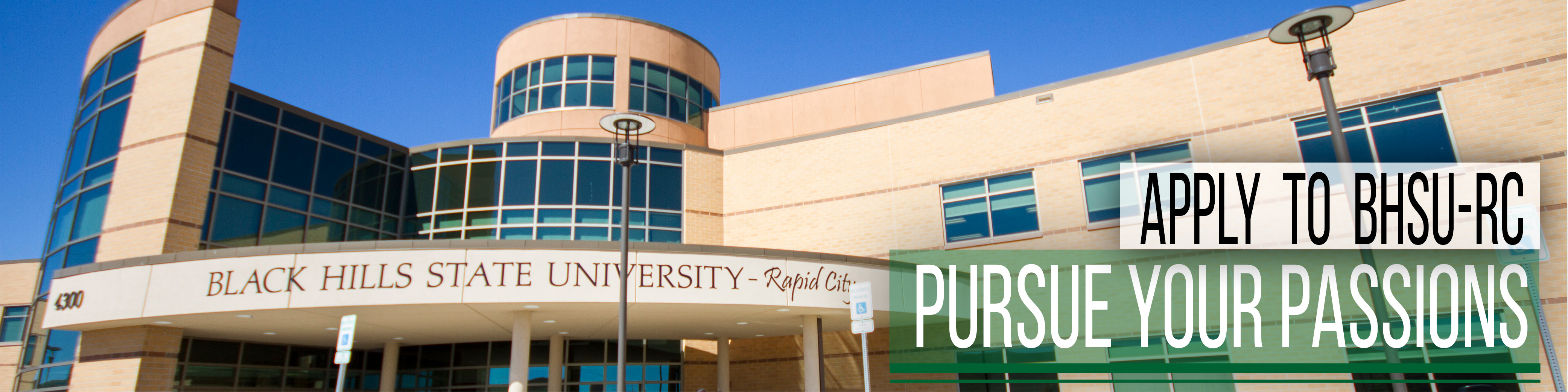 Apply to BHSU-Rapid City Today!