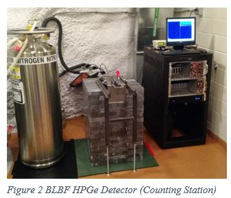 The Berkeley Low Background Facility High Purity Germanium Detector