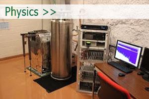 BHSU Physics research at the Sanford Lab.