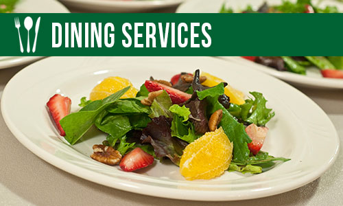 Learn more about the dining options at Black Hills State University.