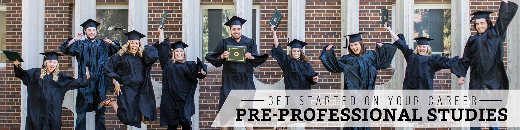Learn more about the pre-professional programs at Black Hills State University.