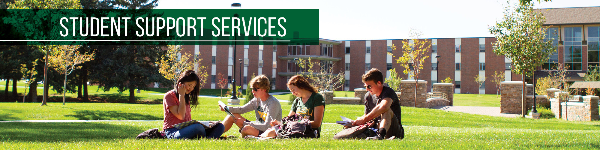 Student Support Services.