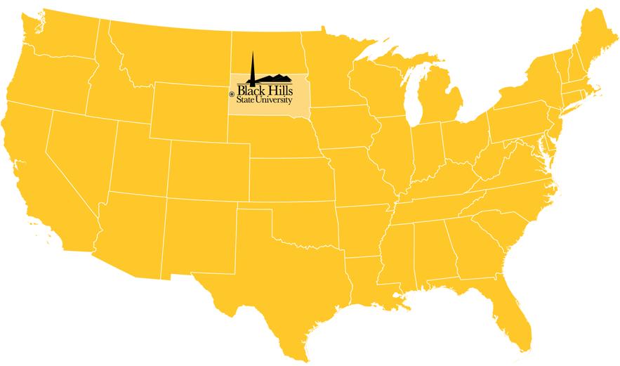 Black Hills State University - Spearfish, South Dakota