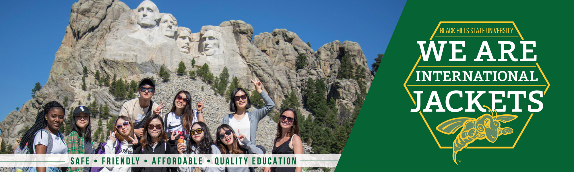 Explore what Black Hills State University has to offer for Education Degrees.